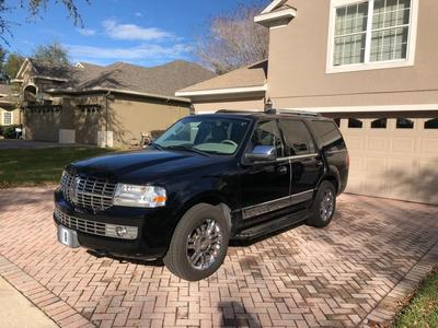 2007 Lincoln Navigator  for sale VIN: 5LMFU28567LJ11857