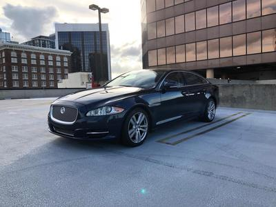 2011 Jaguar XJ L for sale VIN: SAJWA2GB8BLV07886