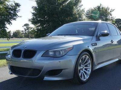 2006 BMW M5  for sale VIN: WBSNB93556B581884