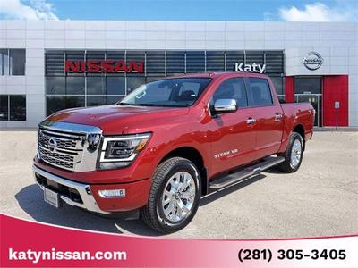 Nissan Titan 2020 for Sale in Katy, TX