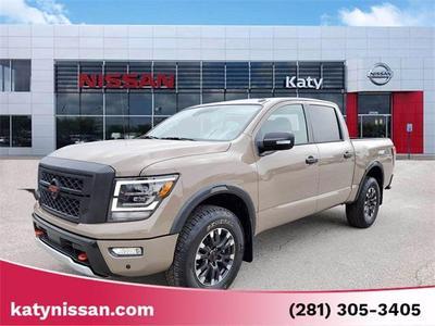 Nissan Titan 2021 for Sale in Katy, TX