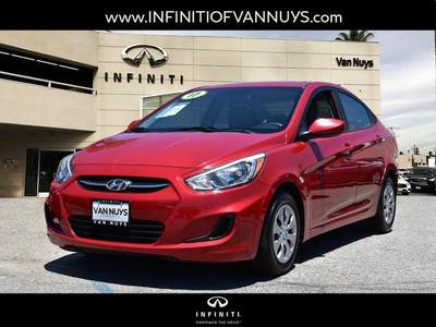 Hyundai Accent 2017 for Sale in Van Nuys, CA