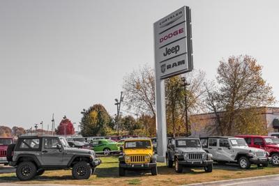 Crown Chrysler Dodge Jeep RAM FIAT Image 7