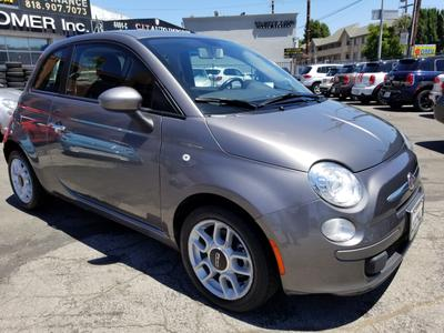 Fiat 500 2012 for Sale in Sherman Oaks, CA