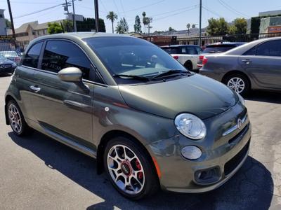 Fiat 500 2013 for Sale in Sherman Oaks, CA