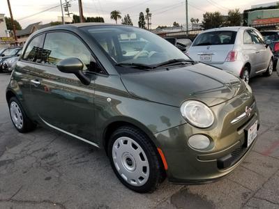 Fiat 500C 2012 for Sale in Sherman Oaks, CA