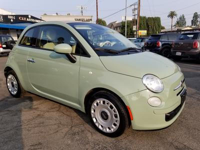 Fiat 500C 2013 for Sale in Sherman Oaks, CA