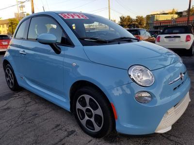 Fiat 500e 2017 for Sale in Sherman Oaks, CA