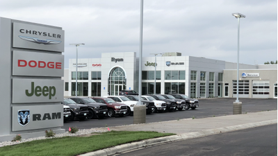 Ryan Auto Mall Chrysler Dodge Jeep Ram Of Monticello Image 2