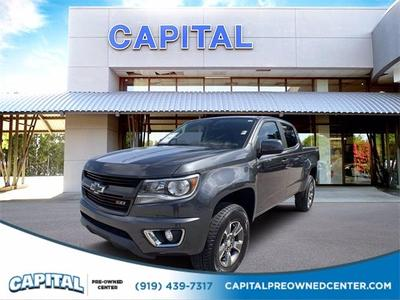 Chevrolet Colorado 2016 for Sale in Raleigh, NC