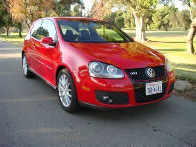 2007 Volkswagen GTI  for sale VIN: WVWFV71KX7W058984