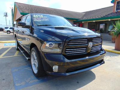 RAM 1500 2016 for Sale in Houston, TX