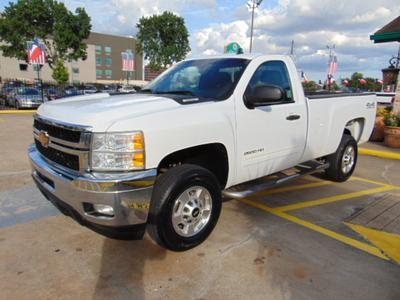 Chevrolet Silverado 2500 2012 for Sale in Houston, TX