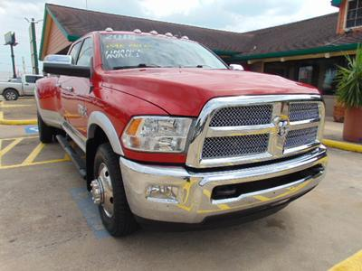 RAM 3500 2018 for Sale in Houston, TX