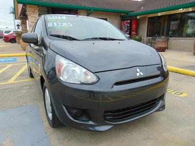 2014 Mitsubishi Mirage DE for sale VIN: ML32A3HJ3EH008349
