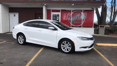 2016 Chrysler 200 Limited for sale VIN: 1C3CCCAB0GN171239