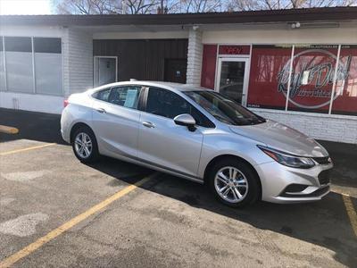2017 Chevrolet Cruze LT for sale VIN: 1G1BE5SM2H7198793