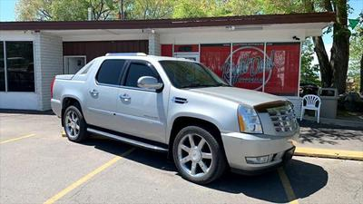 2011 Cadillac Escalade EXT Luxury for sale VIN: 3GYT4MEF9BG325213