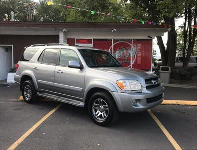 2005 Toyota Sequoia Limited for sale VIN: 5TDBT48A15S247228