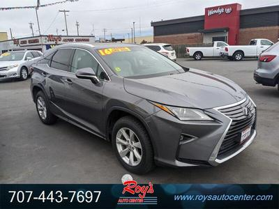 Lexus RX 350 2016 for Sale in Eureka, CA