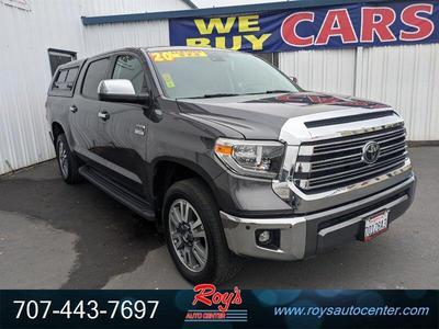 Toyota Tundra 2020 for Sale in Eureka, CA