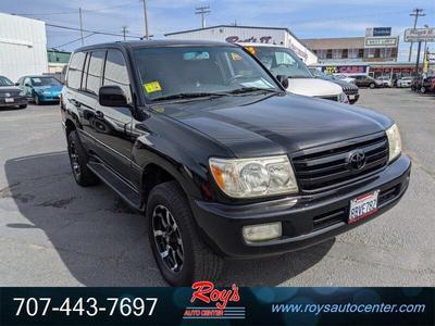 Toyota Land Cruiser 2006 a la venta en Eureka, CA