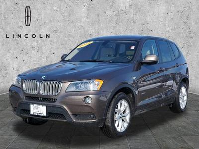 BMW X3 2013 for Sale in Fishers, IN