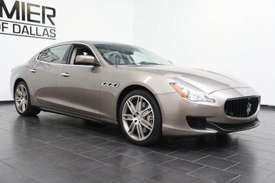 2015 Maserati Quattroporte  for sale VIN: ZAM56PPA6F1125918