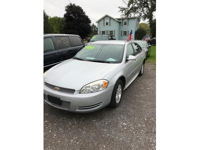 Chevrolet Impala 2012 for Sale in Albion, NY