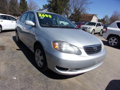 2005 Toyota Corolla S for sale VIN: 2T1BR32E05C341551
