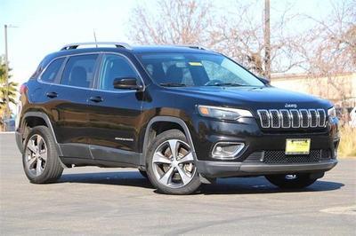 Jeep Cherokee 2019 a la venta en Vacaville, CA