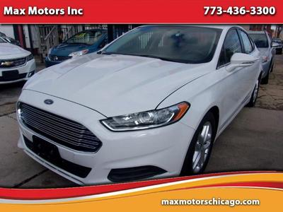 Ford Fusion 2015 for Sale in Chicago, IL
