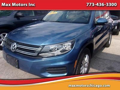 Volkswagen Tiguan 2017 for Sale in Chicago, IL
