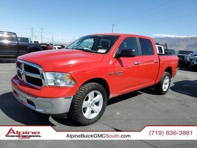 RAM 1500 2017 for Sale in Colorado Springs, CO