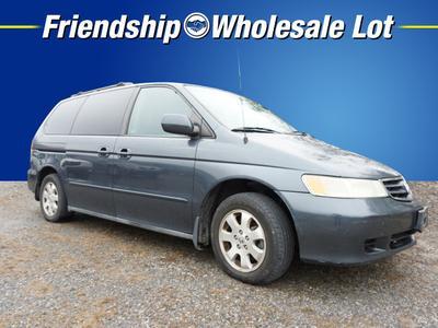 2004 Honda Odyssey EX-L for sale VIN: 5FNRL18954B020369