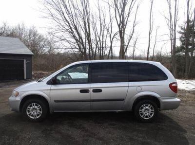 2006 Dodge Grand Caravan SE for sale VIN: 1D4GP24R06B587475