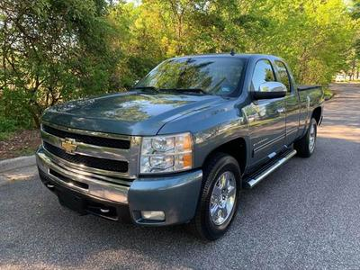 2011 Chevrolet Silverado 1500 LT for sale VIN: 1GCRCSE06BZ378776