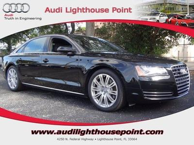 Audi A8 2014 for Sale in Fort Lauderdale, FL