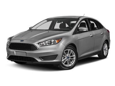 2018 Ford Focus SE for sale VIN: 1FADP3F26JL325006