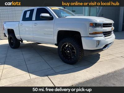 Chevrolet Silverado 1500 2018 a la Venta en San Antonio, TX