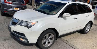 2010 Acura MDX 3.7L Technology for sale VIN: 2HNYD2H47AH501663