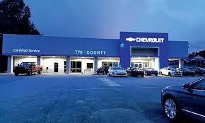 Tri-County Chevrolet Image 1