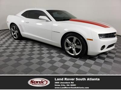 2012 Chevrolet Camaro 2LT for sale VIN: 2G1FC1E37C9101260