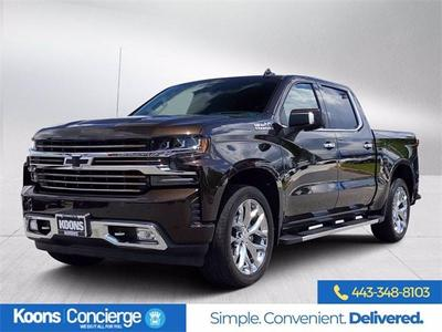 Chevrolet Silverado 1500 2019 for Sale in Clarksville, MD