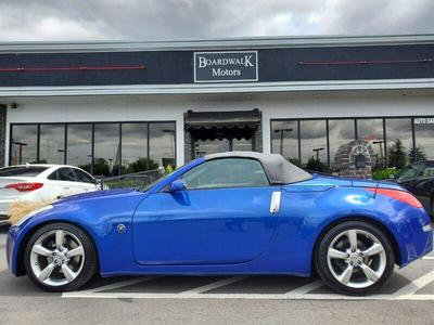 2007 Nissan 350Z Touring for sale VIN: JN1BZ36A57M651291