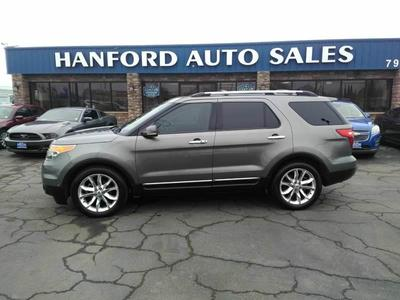 Hanford Auto Sales >> Used 2012 Ford Explorer Limited Suv In Hanford Ca Auto Com 1fmhk7f88cga04890