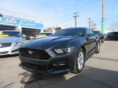 2015 Ford Mustang V6 for sale VIN: 1FA6P8AMXF5396199