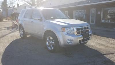 2012 Ford Escape Limited for sale VIN: 1FMCU9E79CKA93374