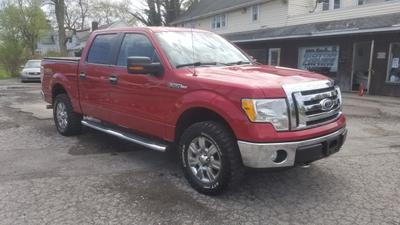 2010 Ford F-150 XLT SuperCrew for sale VIN: 1FTEW1E88AFD63993