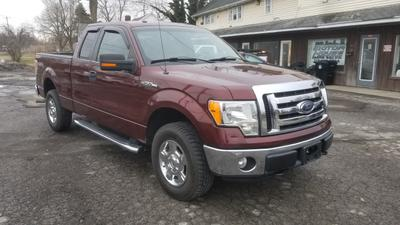2010 Ford F-150 XLT SuperCab for sale VIN: 1FTEX1E87AFC61078
